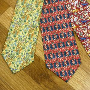Metropolitan Museum of Art Silk Ties